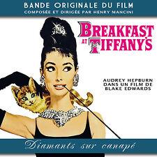 CD Diamants sur canapé (Breakfast at Tiffany's) – Bande Originale du Film / BOF