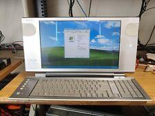 "Ultra Rare Sony VAIO PCV-W20 Desktop + 15.3"" P4 1.8GHz 2GB Mem 60GB HD Win XP"