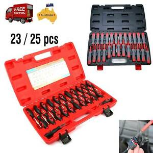 23pcs Terminal Release Kit Universal Electrical Terminal Removal Connector Tool