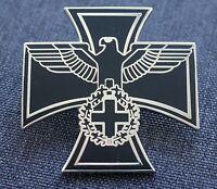 1939 GERMAN IRON CROSS PIN BADGE- REPRO ARMY  WWII