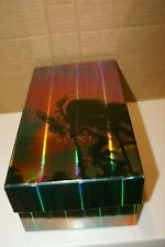 """Authentic Gucci 2019 Palm Trees Holiday Gift Shoe Box 12.5"""" x 6.5"""" x 4 1/4"""""""