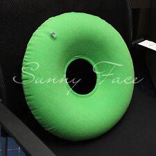 Inflatable Air-Filled Cushion Pad Anti-Bedsore Mattress U Pillow/Back Neck Head