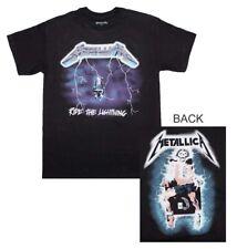 Metallica Ride the Lightning T-Shirt - Medium