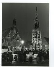 German History - Nuremberg, Germany - Vintage 8x10 Photograph