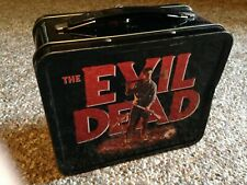 Evil Dead Lunch Box Anchor Bay Ash vs. army by dawn darkness slashy zombie Usa