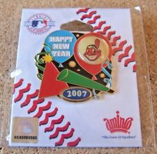 2007 Cleveland Indians New Years party lapel pin