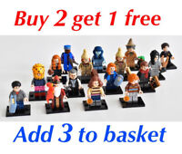 Lego 71028 Harry Potter Series 2,(Choose Your Minifigure) BUY 2 GET 1 FREE(SALE)