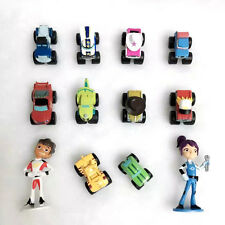 Blaze and the Monster Machines 12pc set mini figure toy doll anime new
