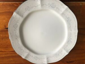 Noritake Baroque Imperial Ivory Lace bread and butter plate