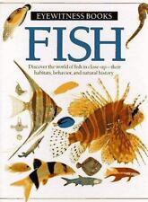 Fish (Eyewitness books), Dorling Kindersley Ltd, 0679804390, Book, Good