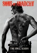 Sons of Anarchy The Complete Season 7 DVD Seven 7th Series BOXSET R4