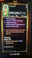 Diablo 3 RoS PS4 Softcore Modded Weapon Monk - Ancient Set Daibo
