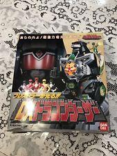 Mighty Morphin Power Rangers Dragon Caesar Zord Green Ranger Mmpr Toy Figure