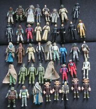 Star Wars Vintage Kenner Action Figuren Sammlung Konvolut