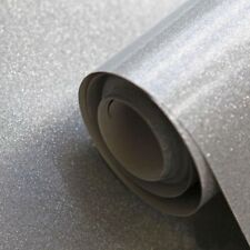 Tapete Silber Glitter Effekt Windsor Wallcoverings Glitzer Luxus Wandtapete