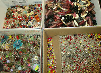 lot of jewelry making suppliesMetal  beads metal ,Charms Please Read Description