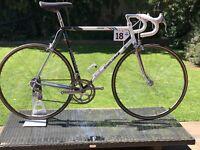 PDM Concorde SLX Road Bike (57cms c-c) Atle Pedersen's Ex-team Bike (late 80's)
