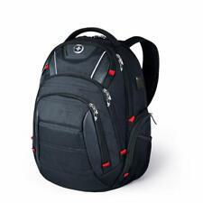 Swissdigital Business Travel Laptop Backpack Bag with Smart USB Charging Port