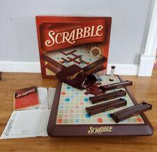Scrabble Crossword -DELUXE Edition - TurnTable - 100% Complete