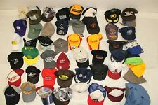 Hat Collection Vintage and Modern mixed HUGE Lot Ball Caps Resale Wholesale