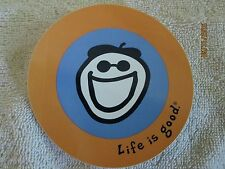 """NEW LIFE IS GOOD 4"""" STICKER DECAL JAKE"""