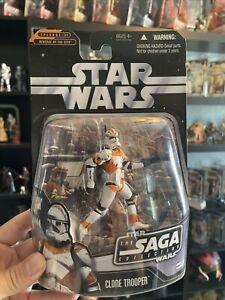 Star Wars Clone Trooper #26 Saga Collection Battle Of Utapau Rots New