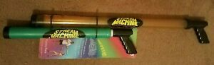 Vintage Stream Machine Water Launcher Family Pack Shoots 70 Feet Made in USA