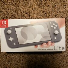 Brand New Sealed Nintendo Switch Lite Handheld Console Gray FREE SHIPPING(US)