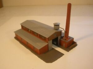 N Scale ATLAS Factory Building