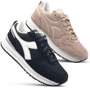 Womens Sneaker DIADORA OLYMPIA PLATFORM Casual Shoes Trainers 101.176996