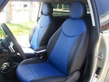 MINI COOPER S COUPE CONVERTIBLE IGGEE S.LEATHER CUSTOM FIT SEAT COVER 13COLORS