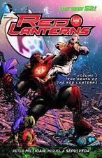 Red Lanterns Vol 2: Death o/t Red Lanterns by Milligan & Spulveda TP 2013 DC N52