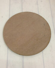 """9"""" Throwing batts for  Potters Wheel 6mm marine plywood"""