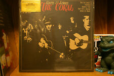 The Coral Roots & Echoes limited numbered 180g transparent red vinyl lp Music On