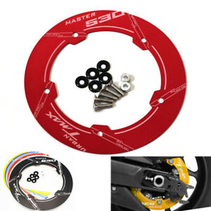 Transmission Belt Pulley Cover For Yamaha T-MAX 530 2017-2019 Aluminum