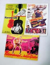 Elvis Presley Postcards- Set of 3