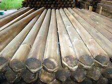 Zaunlatten d. 6cm 1,00 m lang, ab 0,93 €,Lattenzaun, Holzzaun, günstige Angebote