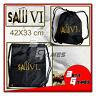 Enigmista SAW VI 6 borsa zainetto bag 42x33 cm