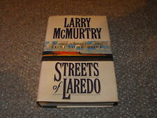 Streets of Laredo Larry McMurtry HC/DC 1st Edition Book