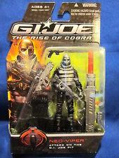 GI Joe The Rise Of Cobra Neo-Viper Attack On The GI Joe Pit