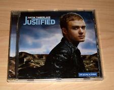 CD Album - Justin Timberlake - Justified