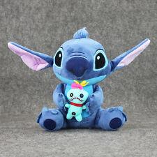 Lilo & Stitch mit SCRUMP Plüsch Plüschtier Stofftier Kuscheltier Puppe Spielzeug