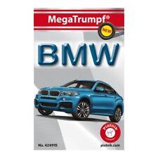 Piatnik 424915 - MegaTrumpf® Quartett BMW (2018), 32 Karten