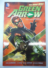 green arrow vol 1 the midas touch jurgens perez krul & giffen tpb dc comics