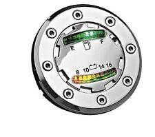 Kuryakyn - 7282 - Informer LED Fuel/Battery Gauge HARLEY
