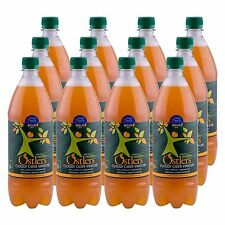 """Ostlers Raw Kosher Cloudy Cider Vinegar with """"The Mother"""" 12 x 1 Ltr"""
