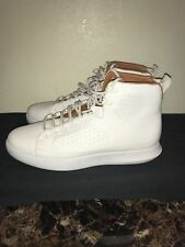 Under Armour  Men´s Clasisic Leather Sneaker White/gum Dead Stock SIZE 11.5,NEW