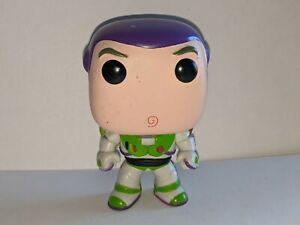 "BUZZ LIGHTYEAR #2 FIRST SERIES Walt Disney Pixar Funko Pop 4"" Figure Vaulted"