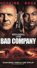 Bad Company (2003, VHS) Anthony Hopkins Chris Rock