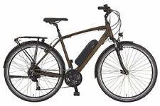 Prophete Herren Elektro-Fahrrad Entdecker e9.6 Blaupunkt 36 Volt 24-Gang 2019